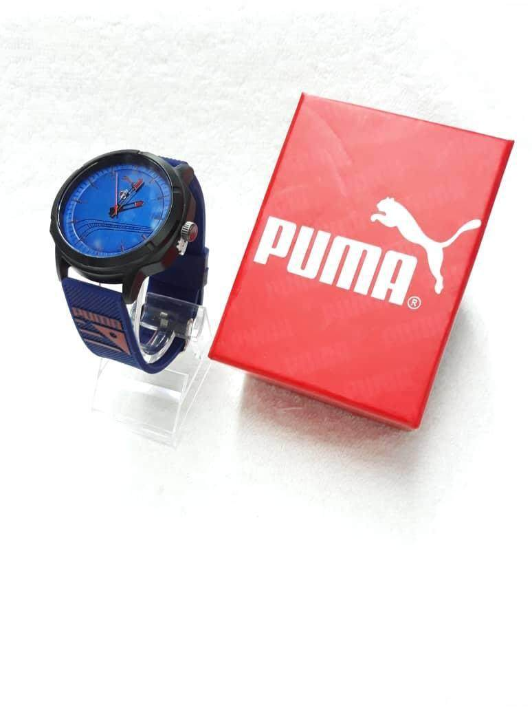 CLEARANCE SALE PUMA_ANALOG RUBBER STRAP WATCH FOR MEN AND WOMENS Malaysia
