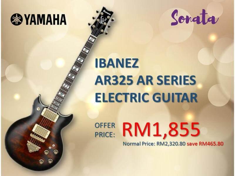 IBANEZ AR325 AR SERIES ELECTRIC GUITAR Malaysia