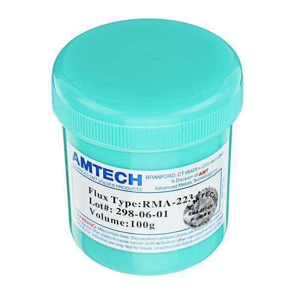 2 PCS100g AMTECH RMA-223 Solder Flux Solder Welding Paste for BGA Reballing Rework -