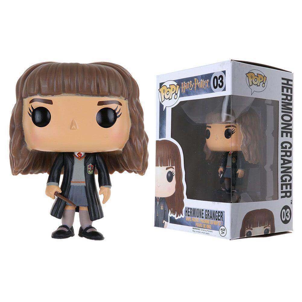 Funko Pop! Harry Potter Hermione Granger Severus Snape Vinyl Action Figure Toys