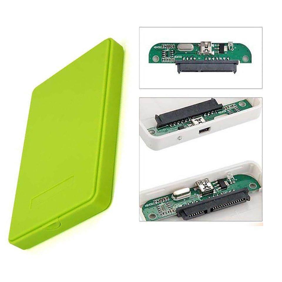 ขายร้อน Usb2.0 อินเทอร์เฟซ Sata หน่วยความจำภายนอก Ssd ไดรฟ์สนับสนุน 8 Tb ความเร็วสูง 2.5 กล่องฮาร์ดดิสก์สำหรับโน็คบุคตั้งโต๊ะ By Befubulus.