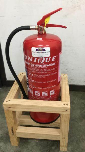 Fire Extinguisher Stand For ABC Powder 9kg