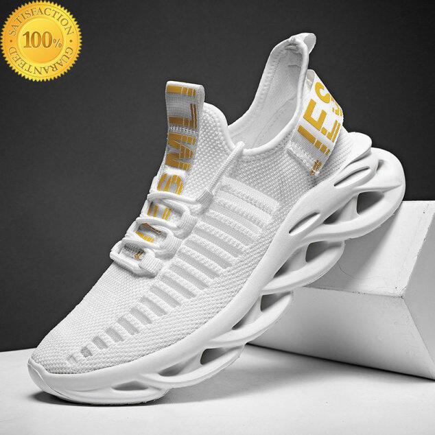 Chạy Giày Cho Nam Giới Thể Thao Giày Người Đàn Ông Giày Cho Nam Giới Thể Thao Giày Cho Nam Giới Giày Lưỡi Người Đàn Ông Thời Trang Giày Sneakers Thoáng Khí Màu Đen Chạy Giày Cho Nam Giới giá rẻ
