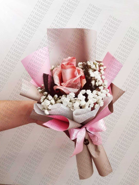 Readystock Money Flower Bouquet Birthday Gift Anniversary Motherday Fatherday Valentine 520 Lazada