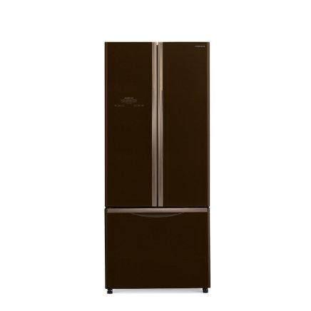 Hitachi R-WB560P2M French Bottom Freezer 3 Door 510L Inverter Refridgerator