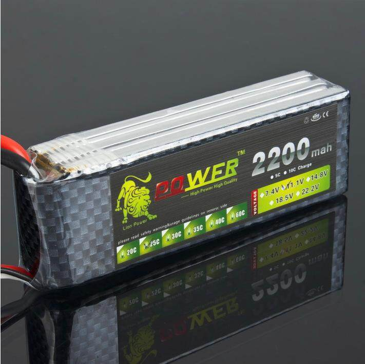 11.1v 2200mah 3s 35c Lipo Rechargeable Battery By Synacorp Sales.