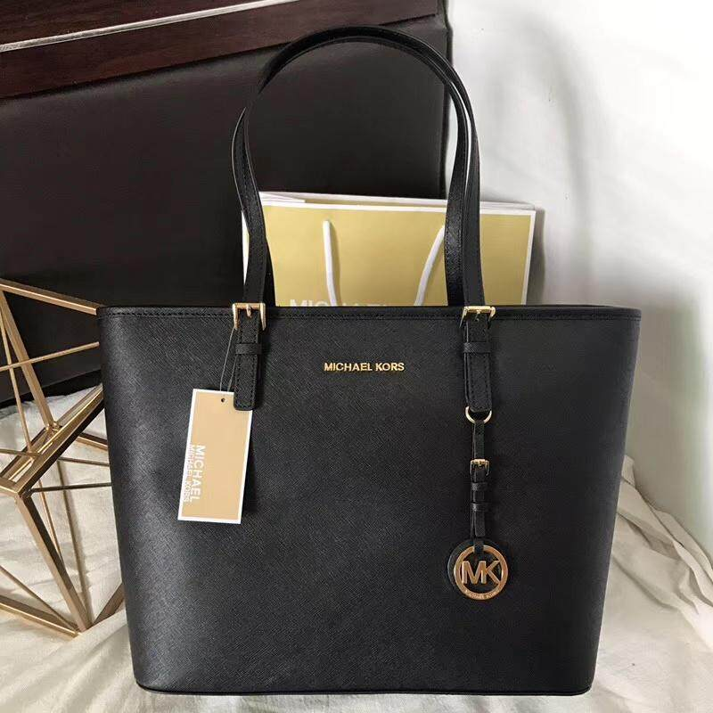 Michaels_Kors_Bag Tote Bag For Women Girls High Luxury Leather Fashion Shoulder Bag Large Capacity Tote Shoulder Bags