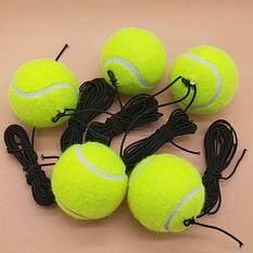 Bóng Tập Tennis Cao Su Có Dây Để Tập Thể Dục Quần Vợt Đơn