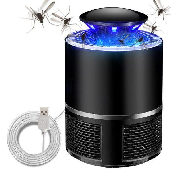 Bảng giá Đèn Diệt Muỗi Bằng Điện Mới 2020 Thiết Bị Diệt Muỗi LED Điện Tử Quang Xúc USB Thiết Bị Đuổi Muỗi Hít