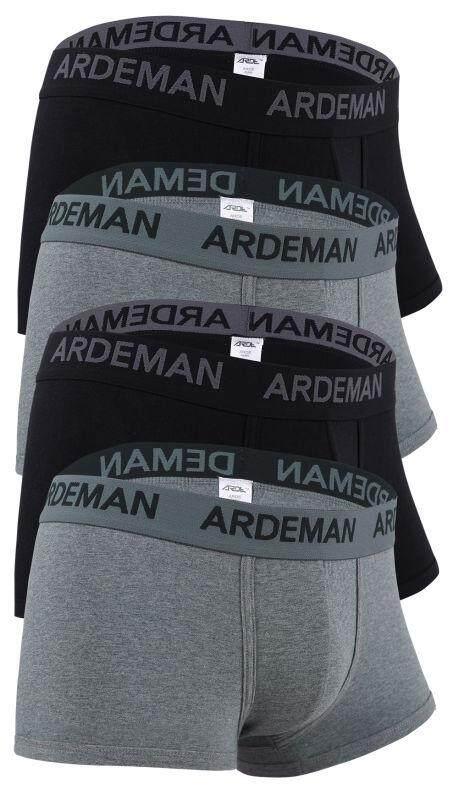 fc1b0d9838541c ARDE CLUB 213 4Pcs New Men's Underwear Everyday Comfortable Men's Boxers  cotton Plus Size S-