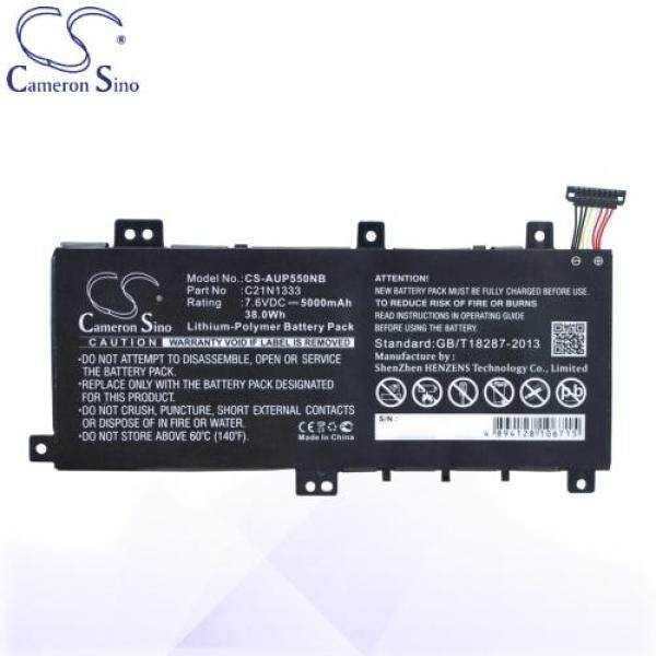 CameronSino Battery for Asus C21N1333 Battery L-AUP550NB