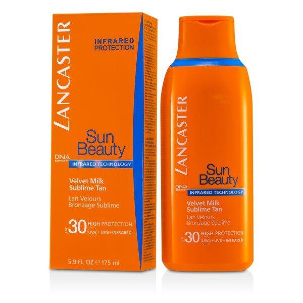 Buy LANCASTER - Sun Beauty Velvet Milk Sublime Tan SPF30 175ml/5.9oz Singapore