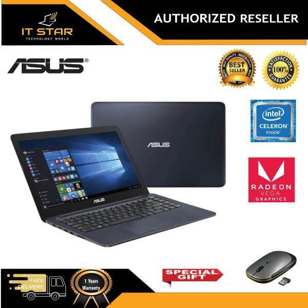 Asus E402Y-AGA139T 14 Laptop Dark Blue ( E2-7015, 4GB, 128GB SSD, ATI, W10 ) Malaysia