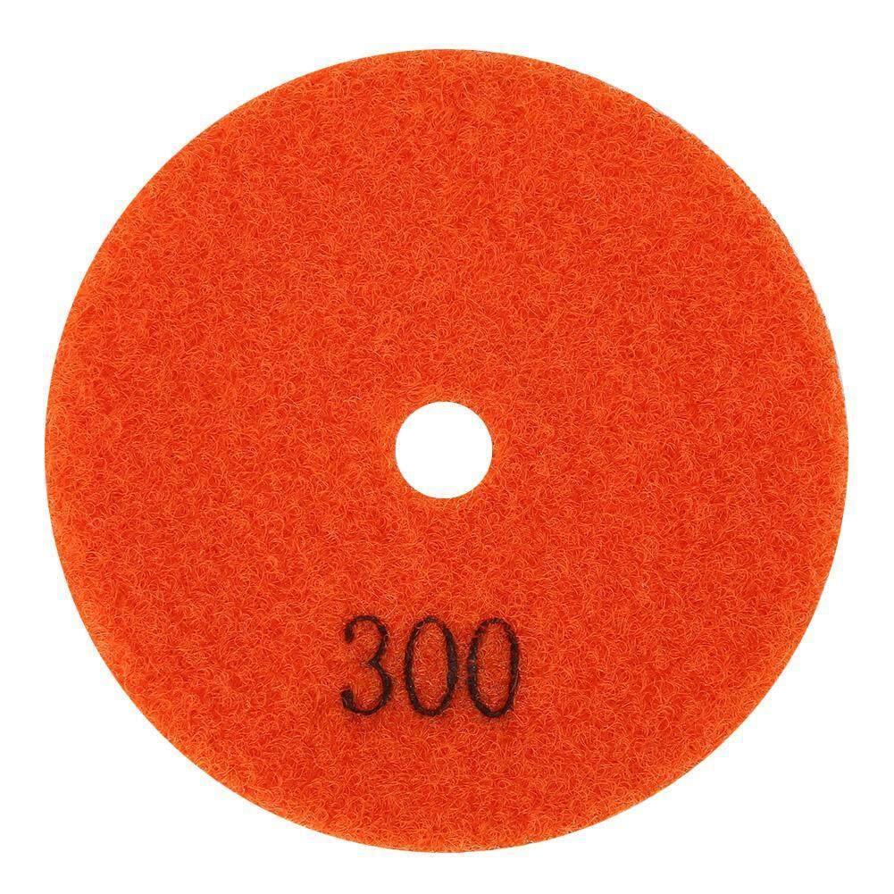 3inch Round Diamond Polishing Pad Granite Marble Grinding Disc Wet Polisher Tool