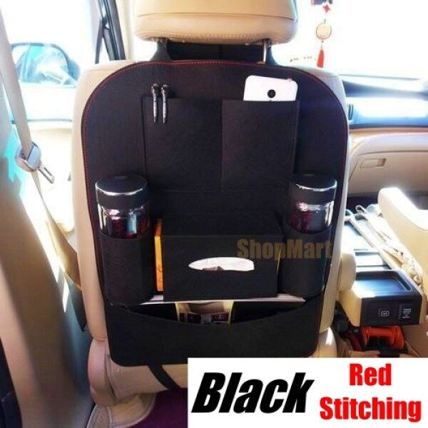 HOT  SALE  Car Back Seat Storage Bag Organizer Multipurpose Storage Travel Box Myvi Viva Axia Wira Saga Gen2 Waja Blm Flx