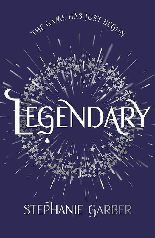 Legendary ( A Caraval Novel ) ISBN 9781473629196 Malaysia