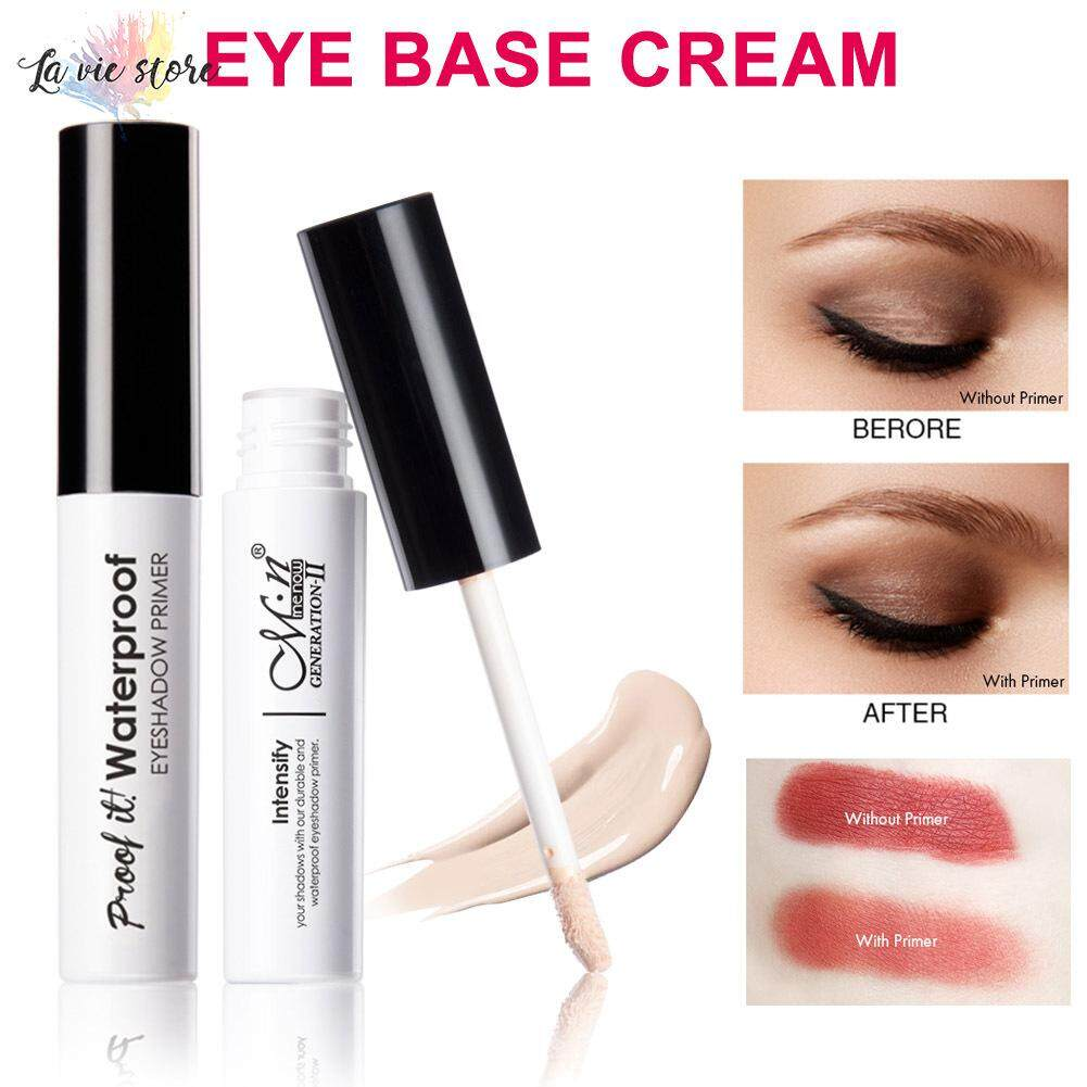 La Vis Eyes Makeup Primer Base Eyeshadow Primer Easy Wearing Waterproof Long-Lasting Concealer.