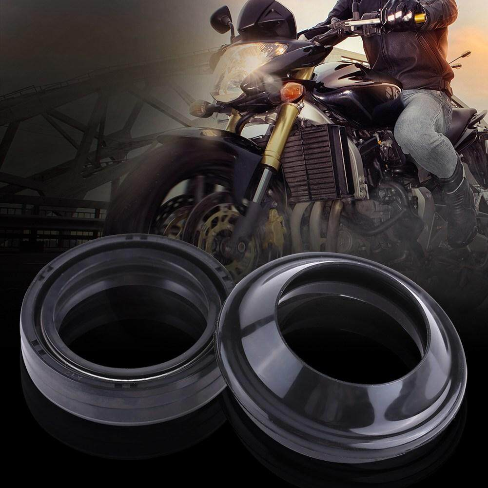 Motorcycle Front Fork Damper Oil Seal And Dust Boot Set Shock Absorber Kit