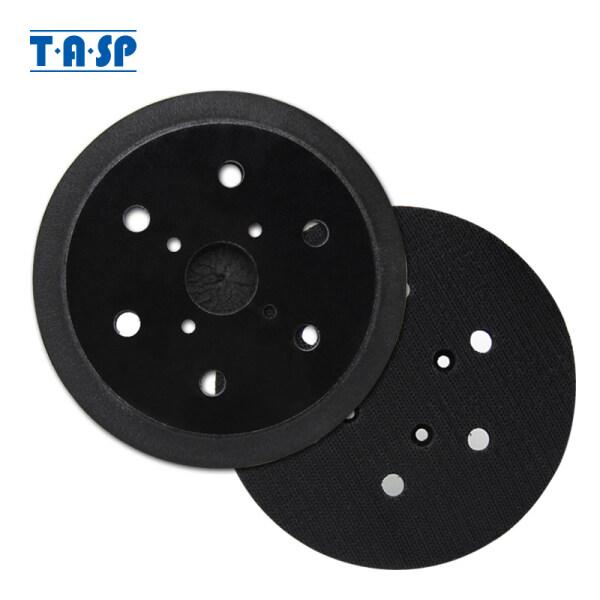 TASP 1 Piece 150mm  6  Hook & Loop Sander Backing Pad Replacement Orbit Sanding Disc Power Tools Accessories