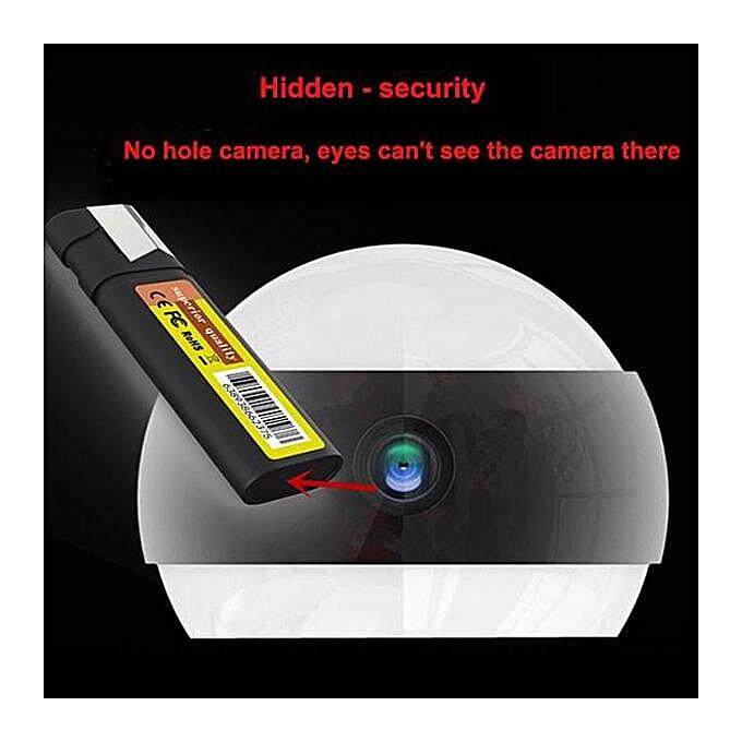 Camer HD 1080P Real Lighter Motion Detection Mini Hidden Camera Video Recorder