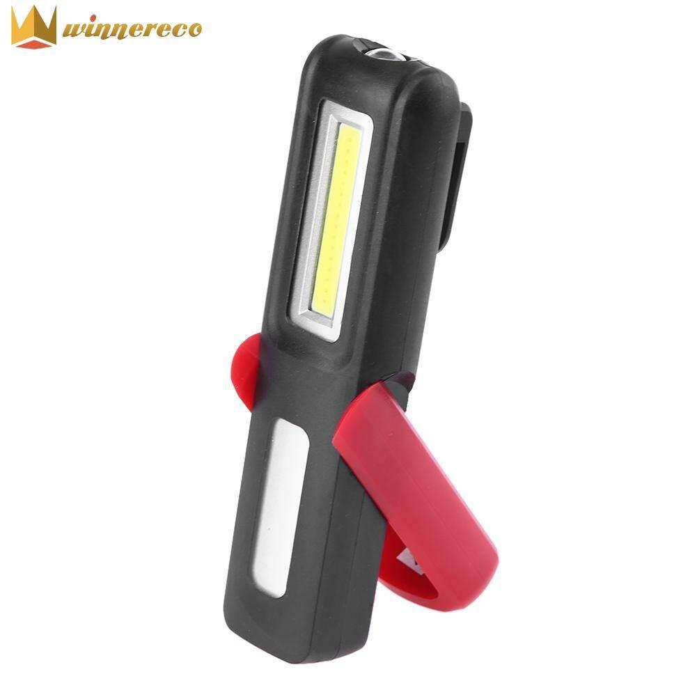 USB Sạc Từ Tính Đèn LED COB Làm Việc Đèn Kiểm Tra Đèn