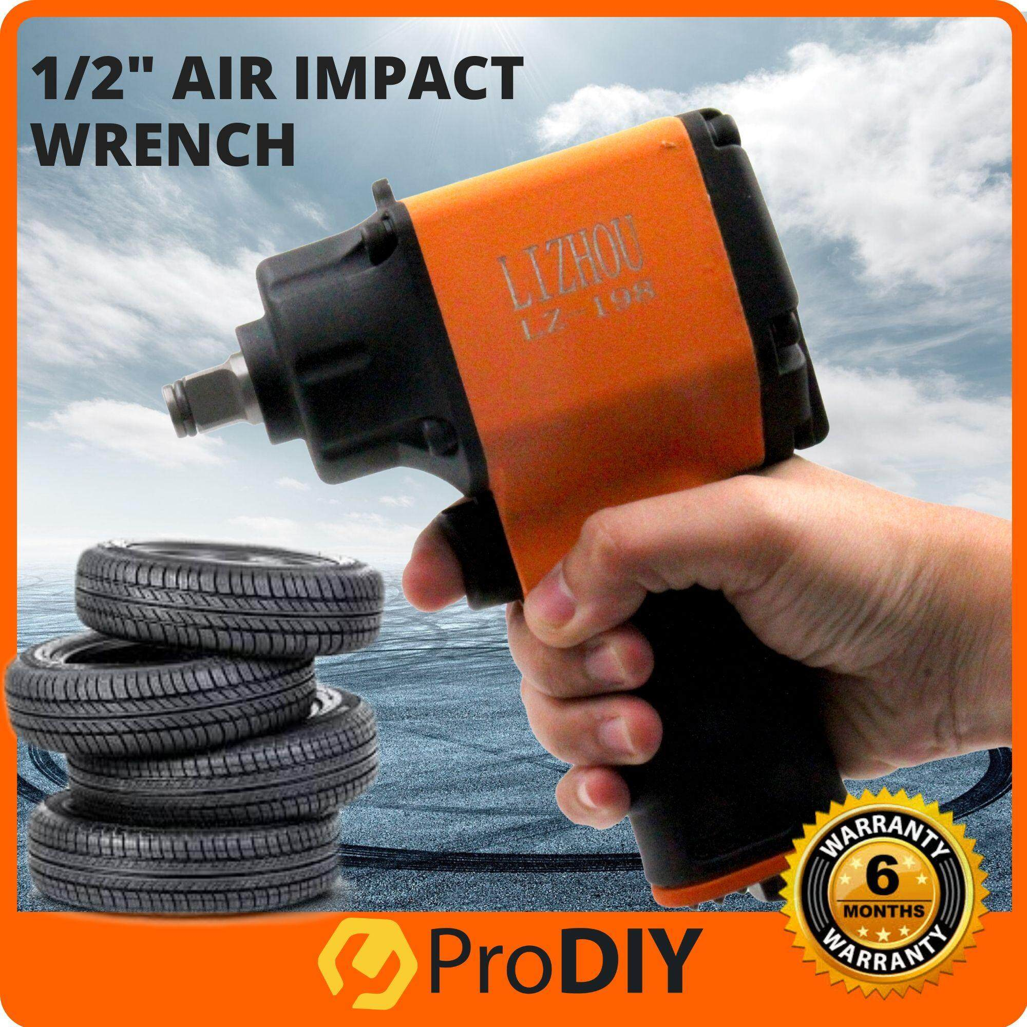 ½ Inch Heavy Duty Air Impact Wrench ( LZ-198 )