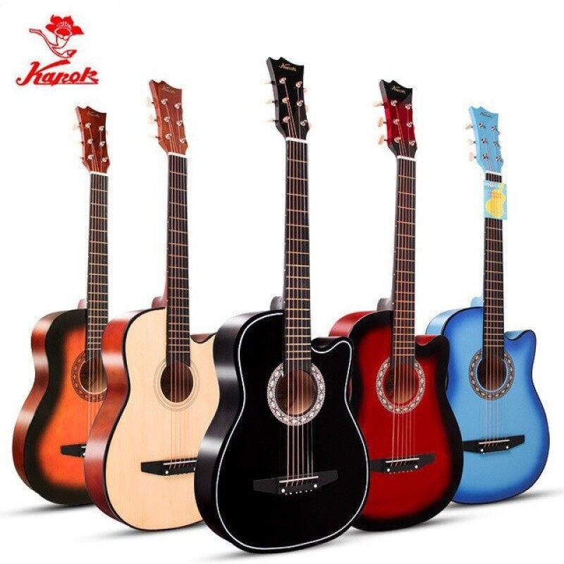 Kapok 38 Acoustic Guitar Malaysia