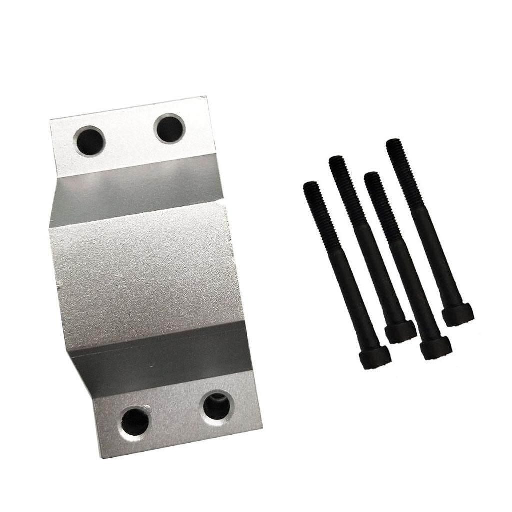 Blesiya 52mm CNC Spindle Motor Mount Clamp Bracket Holder Mount Engraving +4 Screws