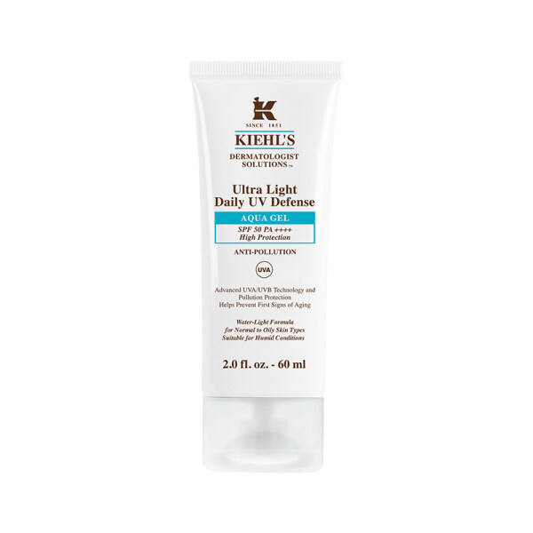 Buy Kiehls Ultra Light Daily UV Defense Aqua Gel SPF50 PA+++ 60ml Singapore