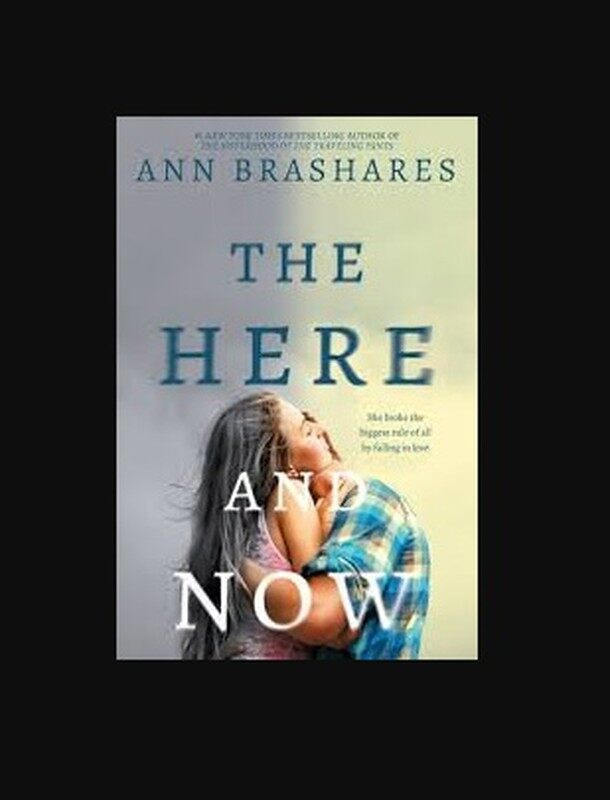 BORDERS The Here and Now by Ann Brashares Malaysia