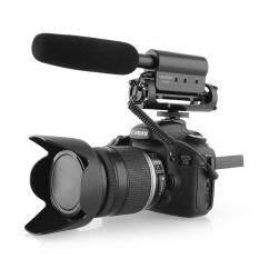 (Còn Hàng) Micrô Phỏng Vấn TAKSTAR SGC-598 Cho Máy Quay Phim Nikon/Canon/DV