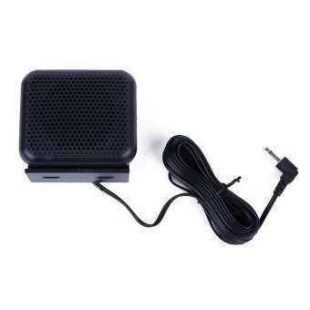 OXG 3.5 มิลลิเมตร P600 วิทยุติดรถยนต์ลำโพงนอกสำหรับ Yaesu ICOM วิทยุ Kenwood-