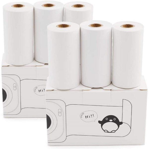 Mua Giấy Máy In Ảnh Bỏ Túi Mini 1 Cuộn Giấy Cuộn Đăng Ký Tiền Mặt Bluetooth Di Động Paperang Giấy Nhiệt, 57Mm X 30 Mm