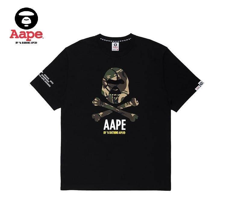 58822d444 [Pre-Order 1 week] Original Aape Men's Military Style Camouflage X Bone  Trend