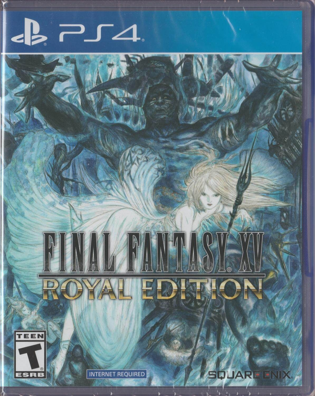 PS4 FINAL FANTASY XV ROYAL EDITION (R-ALL)