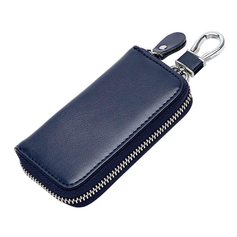 fe8bb38e292f Car Key Key Case Bag Genuine Leather Vehicle Key Holder Wallets Auto Key  Organizer Housekeeper Women