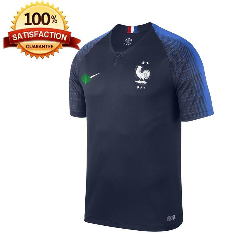 new style 9fe57 2762c 2018 France WORLD Cup Football Jersey S-4XL