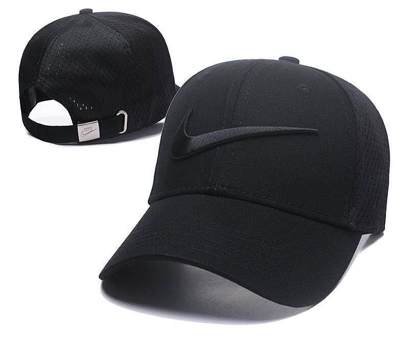 ff7bd80dba6 2019 New Summer Nike Baseball Cap Men Breathable Mesh Hats Women Sunshade  Caps
