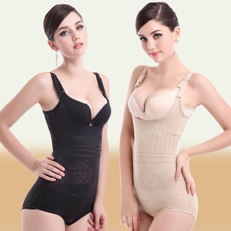 862b757f0e8 plus size Slimming Underwear Hot Shaper Waist Trainer girdle Corset Women  body shaper slimming modeling strap