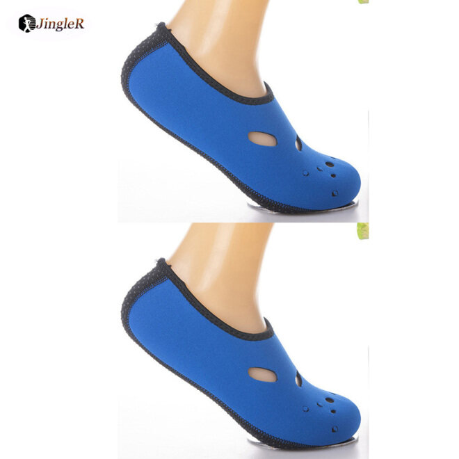 JingleR 1 Đôi Vớ Đi Nước, Giày Lặn Ống Thở Cổ Thấp 3Mm Bằng Nylon Tự Do, Yoga Tập Thể Dục Vớ giá rẻ