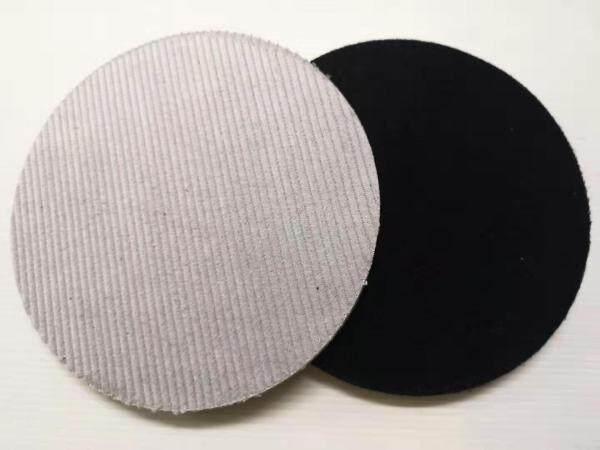 Denim Orange Peel Removal Velvet Pad 160mm