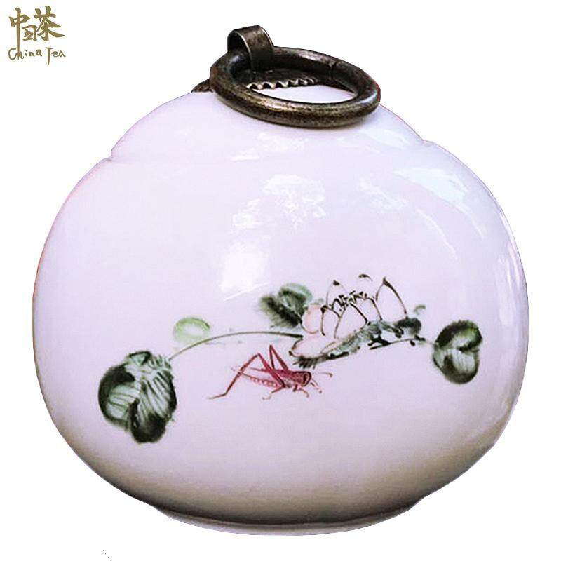 [High Quality, Fast Delivery] Zhengshan Small Black Tea, Fine Porcelain Canned 50g