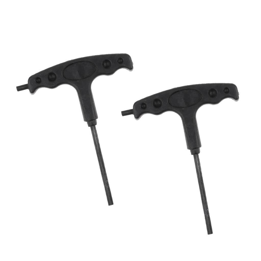 Giá bán Leipupa 2 chiếc Nội Tuyến Giày Trượt T Tay Cầm Cờ Lê, Lăn Ván Trượt Bộ Dụng Cụ Phụ Kiện-Di Động & Chức Năng