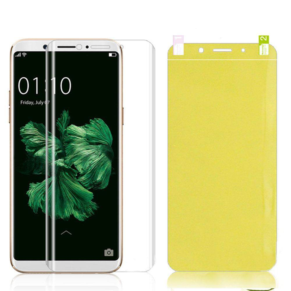 Rywill 7D Full Hydrogel Protective Film for OPPO F5 Youth F7 F9 F1S F1 Plus  R11 Plus R11s plus R9 plus R9s R13 Screen Protector Self-healing Nano Film