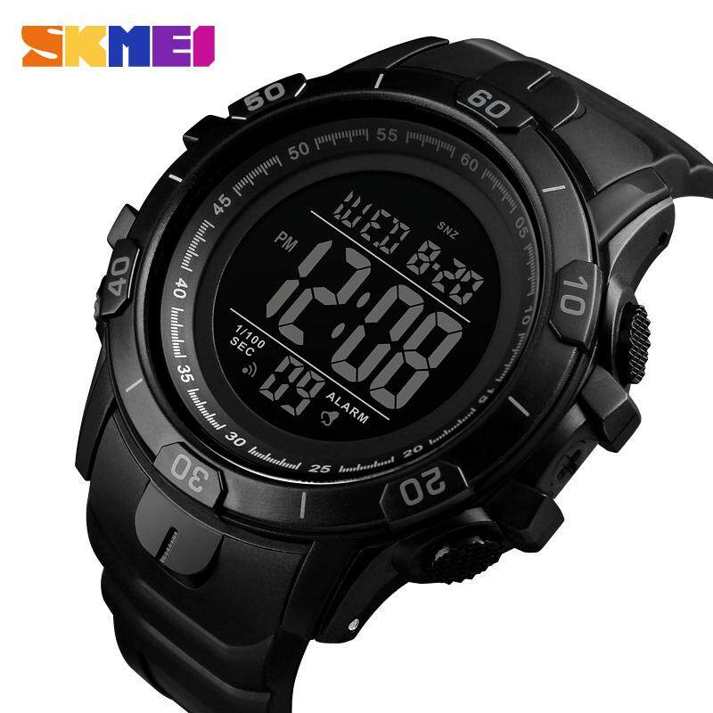 SKMEI Fashion Men Watch Sorpt Digital Watches Men 50M Waterproof Luminous Digital Wristwatch erkek kol saati 1475 relogio Malaysia