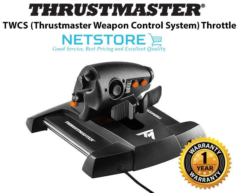 THRUSTMASTER TWCS (Thrustmaster Weapon Control System) Throttle for PC