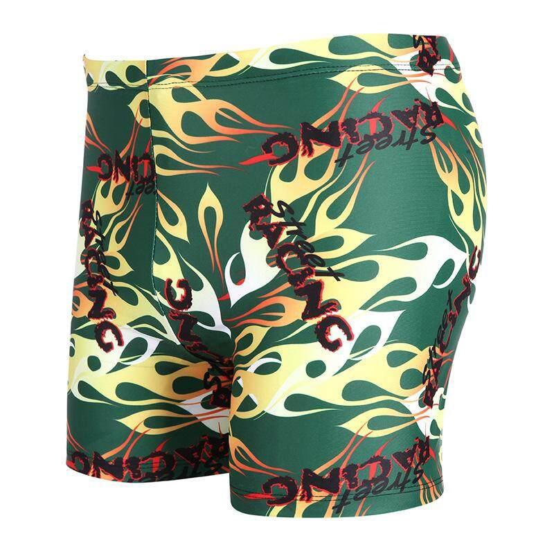 Pria Celana Boxer Celana Renang Resor Pantai Longgar Nyaman Cepat Kering Tren Fashion Kamuflase Celana Renang By Fothers.