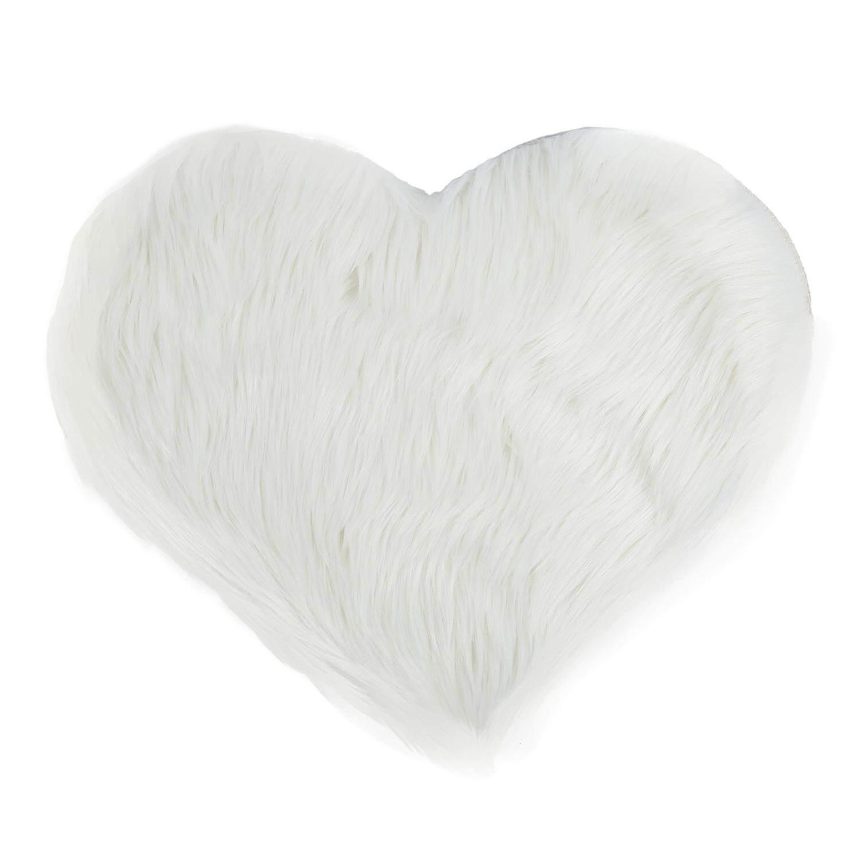 Wool Imitation Sheepskin Rugs Faux Fur Non Slip Bedroom Shaggy Carpet Mats Soft Longhair Decorative Cushion Chair Sofa Mat By Dragonlee.