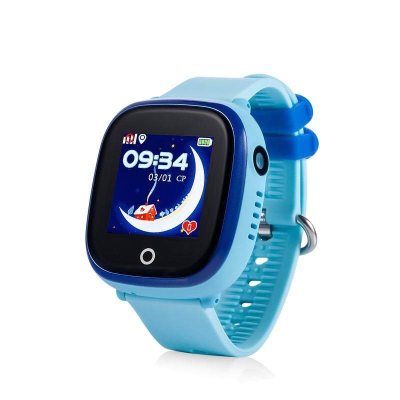 W400X Camera IP67 Waterproof Kid GPS Watch Tracker GPS+WIFI+LBS 12HR Malaysia Malaysia