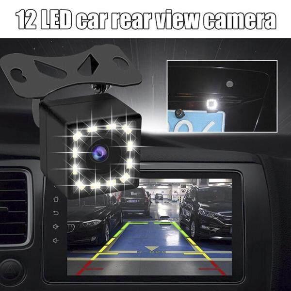 Bảng giá Camera Chiếu Hậu Ô Tô Hanlu 12 LED HD, Camera Lùi Hỗ Trợ Đậu Xe, Tính Năng Nhìn Đêm, Đèn LED Cho Xe Hơi Phong Vũ
